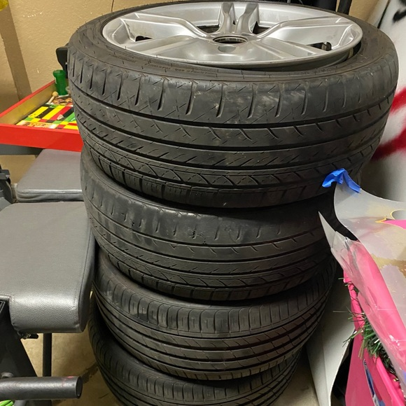 "18"" bmw oem wheels"